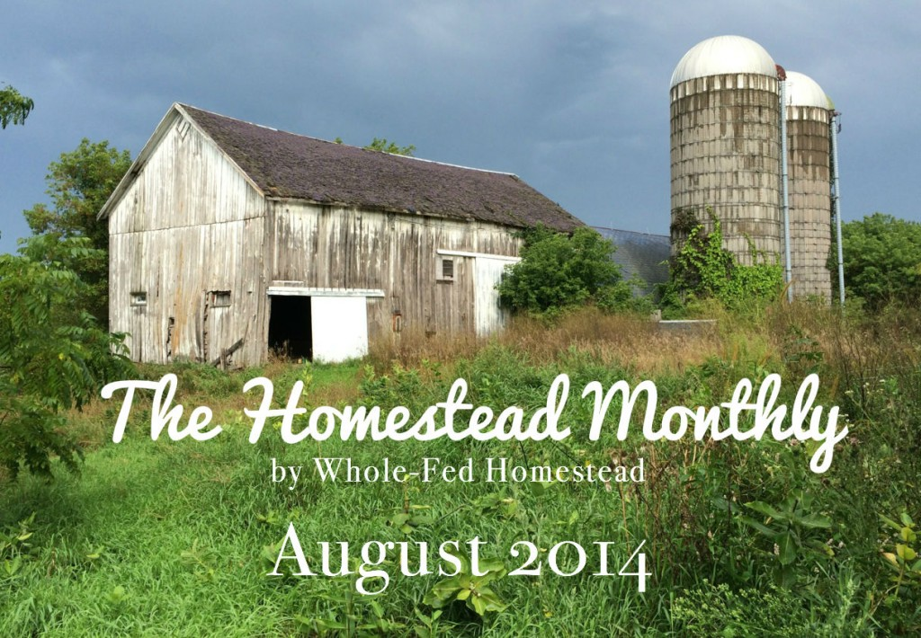 homestead monthly w words