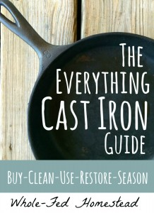 The Everything Cast Iron Guide Feature