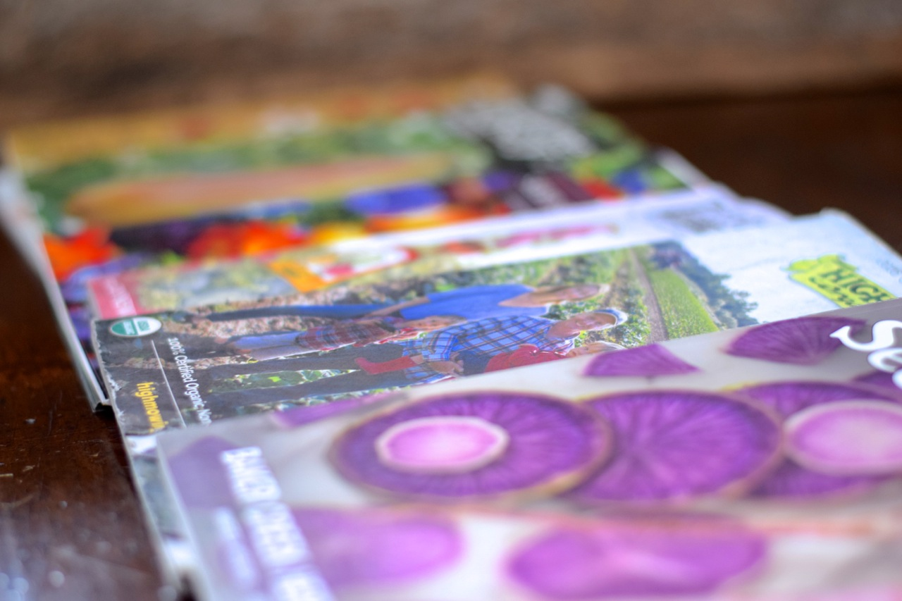 Seed Catalogs! Get Your Seed Catalogs! A List of Places to Request Free Seed Catalogs - Garden, bulbs, onion sets, seed potatoes, flowers, and vegetable seeds. | Whole-Fed Homestead