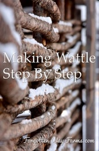 making wattle step by step