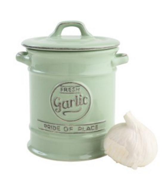 garlic cellar storage