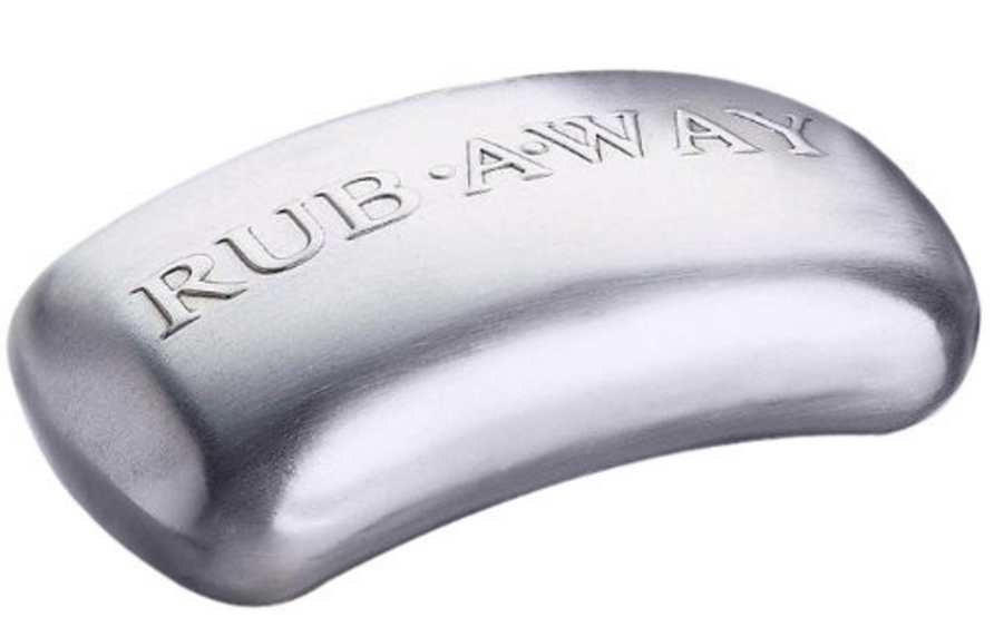 stainless steel bar for hand smells