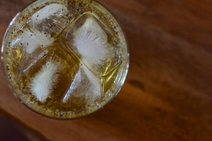 Homemade Maple Cream Soda