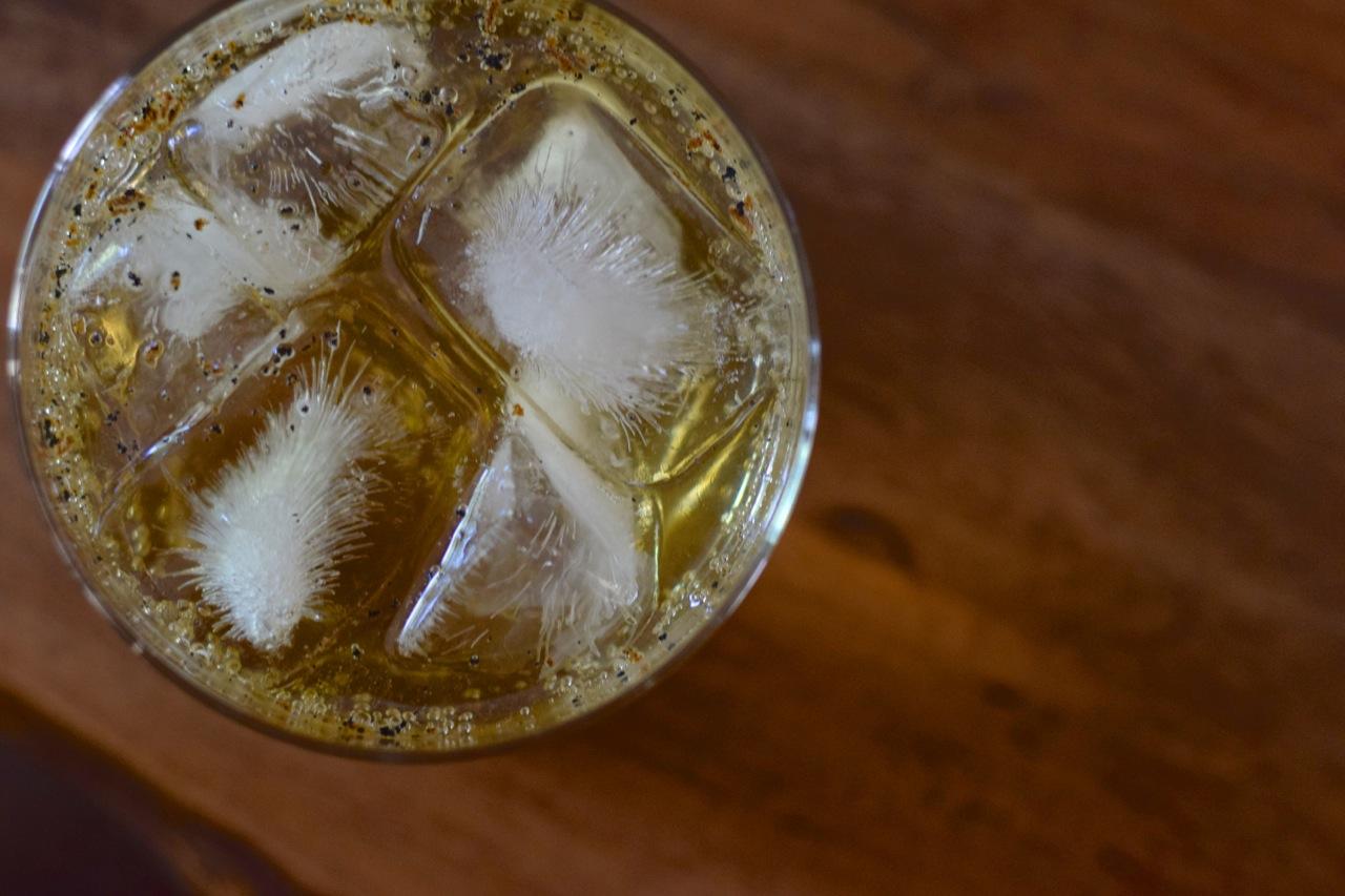 Homemade Maple Cream Soda