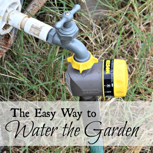 Water-the-Garden