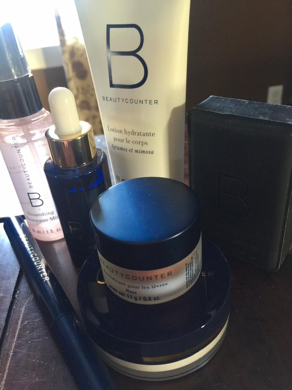 Beautycounter safe non toxic makeup and skincare