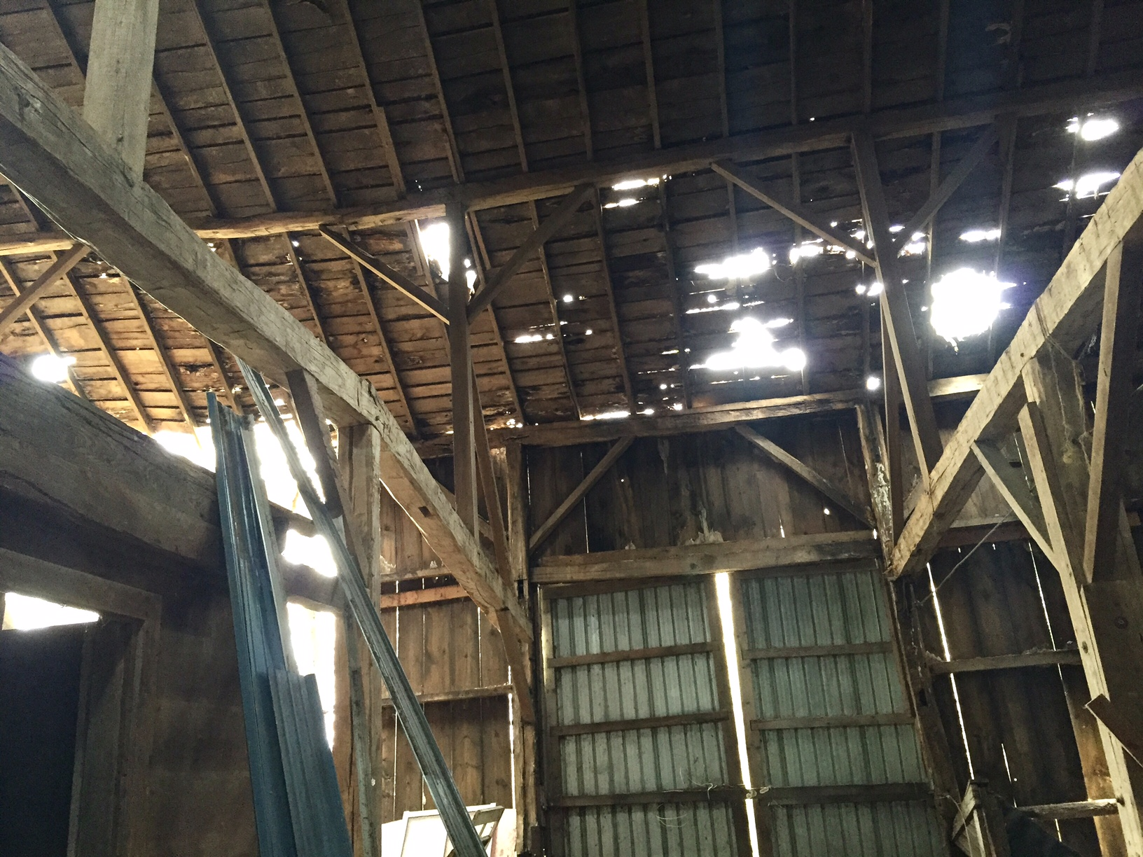 How to Tear Down and Get Rid of an Old Barn, Plus How NOT to Sell