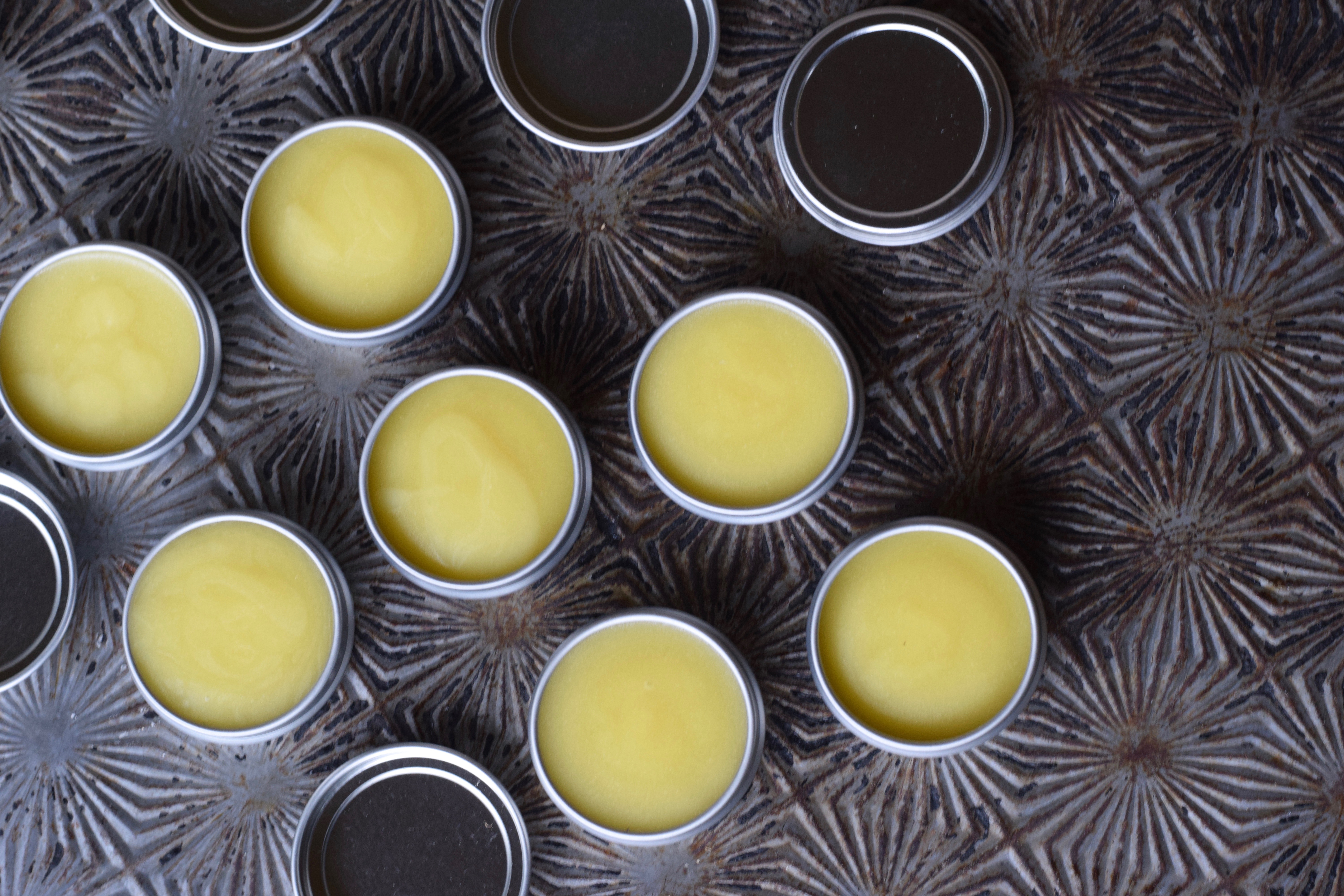 Homemade Honey Lip Balm {As Featured in
